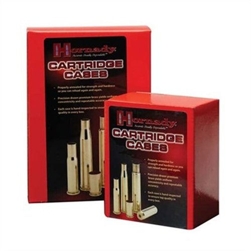 6.5mm Creedmoor Brass 50/Box