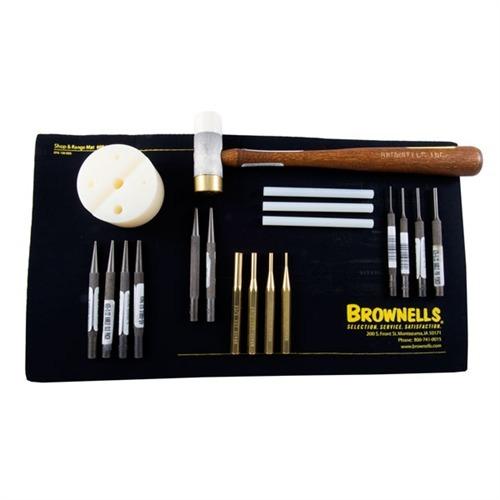 gunsmith master punch set master punch set brownells uk. Black Bedroom Furniture Sets. Home Design Ideas