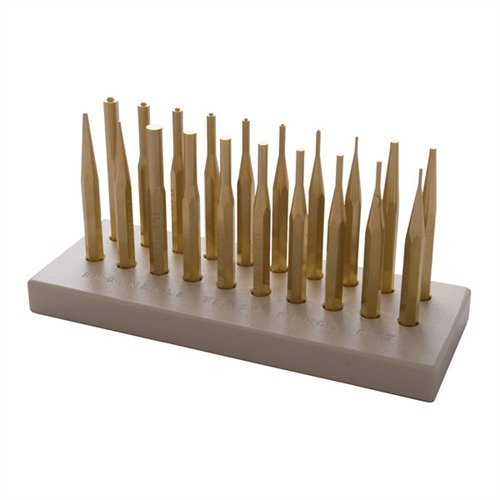 Brass Punch Set