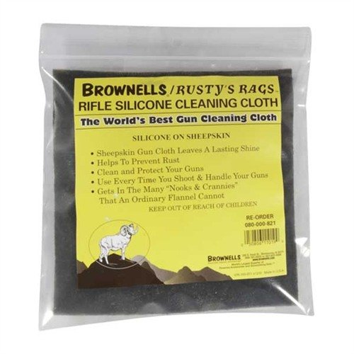 Rifle Silicon Cleaning Cloth