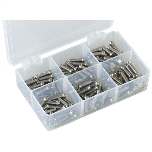 Stainless Steel Sight Base Screw Kit