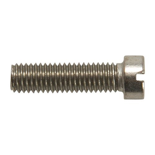 "6-48x1/2"" Fillister Head Stainless Steel Screw Refill Pak"
