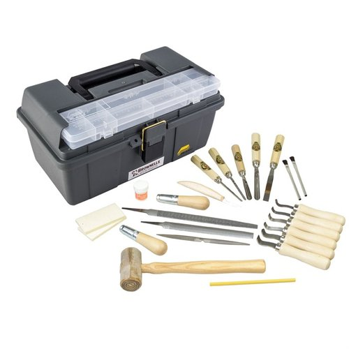 Stock Making Hand Tools > Stockmakers Tool Sets - Preview 0