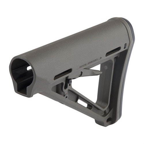 AR-15 MOE Stock Collapsible Mil-Spec ODG