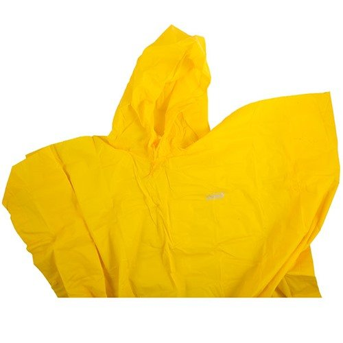 Adult Eva Rain Poncho, Yellow