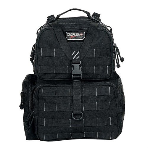 Tactical Range Backpack-Black