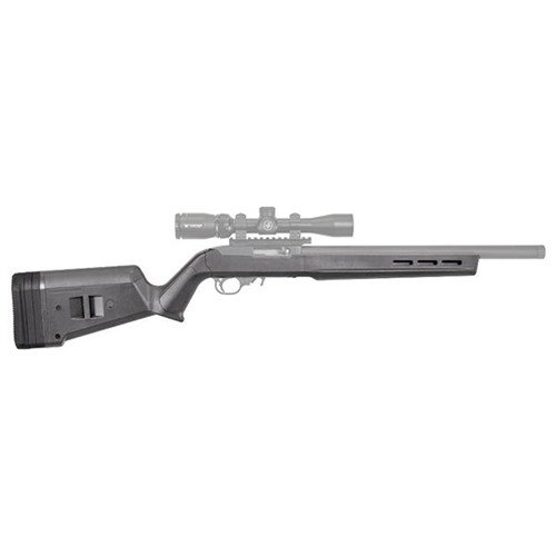 Ruger 10/22 Hunter X-22 Stock Adj Polymer Gray