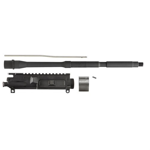 "AR-15 16"" DS-4 Upper w/ LPGB - No Barrel Nut"