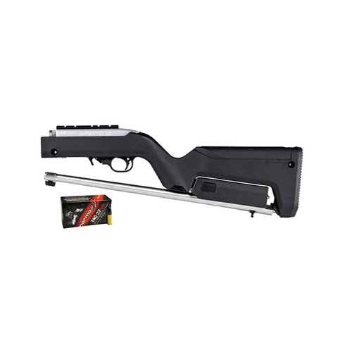 Ruger® 10/22® Backpacker Stock w/ TAC-22 Ammo 500 Rds