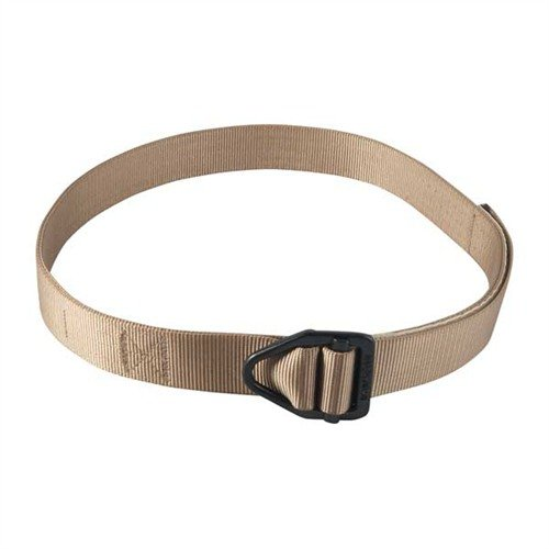 "Tactical Instructor Belt Nylon 1.5"" Coyote 40"""