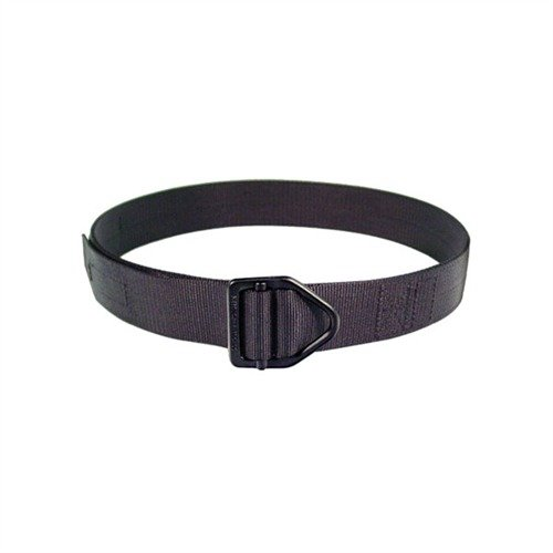 "Tactical Instructor Belt Nylon 1.5"" Black 34"""