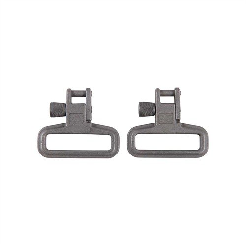 "1-1/4"", Mil-Spec phosphate square-cornered, swivels only"