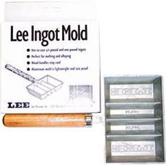 Ingot Mold Lee Ingot Mould Brownells Uk