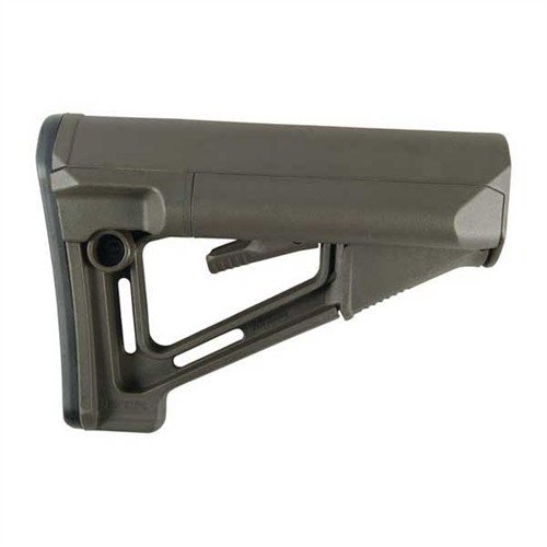AR-15 STR Stock Collapsible Mil-Spec ODG
