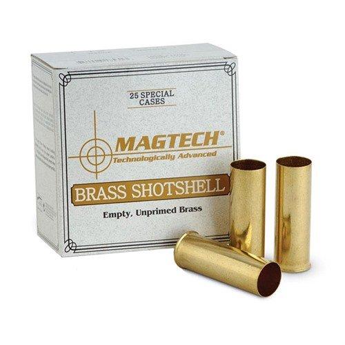 MAGTECH AMMUNITION SHOTSHELL 12 Gauge Brass Shotshells