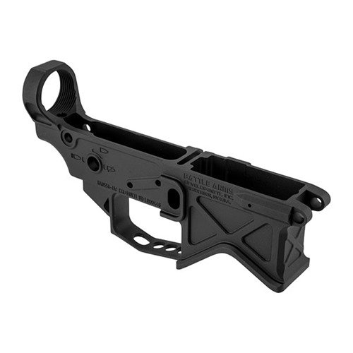 BAD556-LW LIGHTWEIGHT BILLET 7075-T6 LOWER RECEIVER