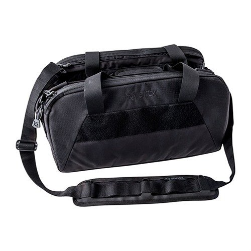 A Range Back Range Bag-Black