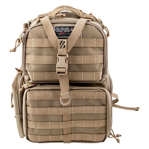 Tactical Range Backpack-Tan