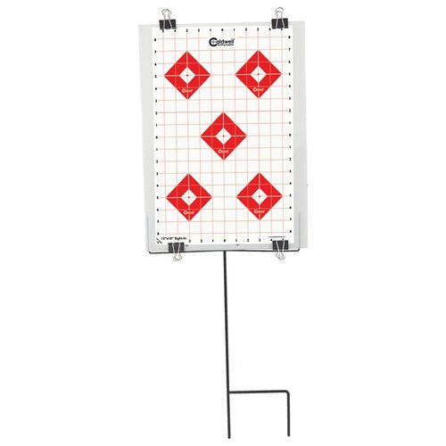 Ultra Portable Target Stand with Targets