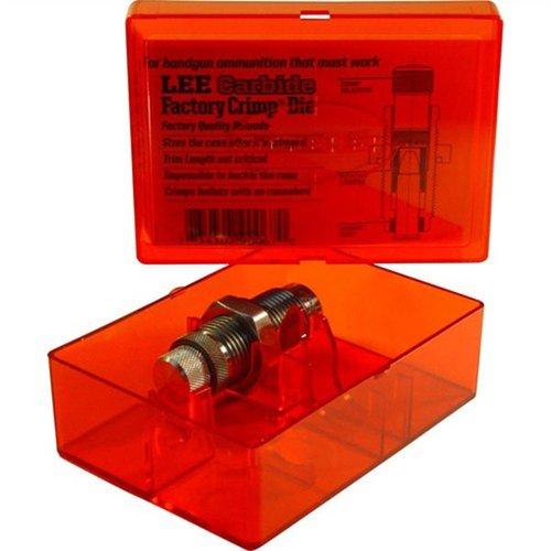 7.62x25mm 30 MAUSER LEE 90086 LEE FACTORY CRIMP DIE BOTTLENECK 90086