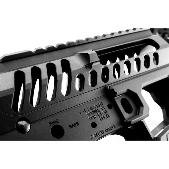 F-1 FIREARMS LLC AR-15 Billet Matched Receiver Set 5 56 Black