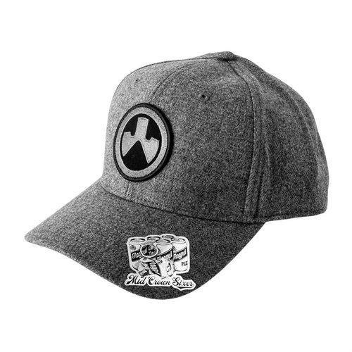 ICON SNAPBACK CAP Icon Snapback Cap Gray - Brownells UK 56558490320