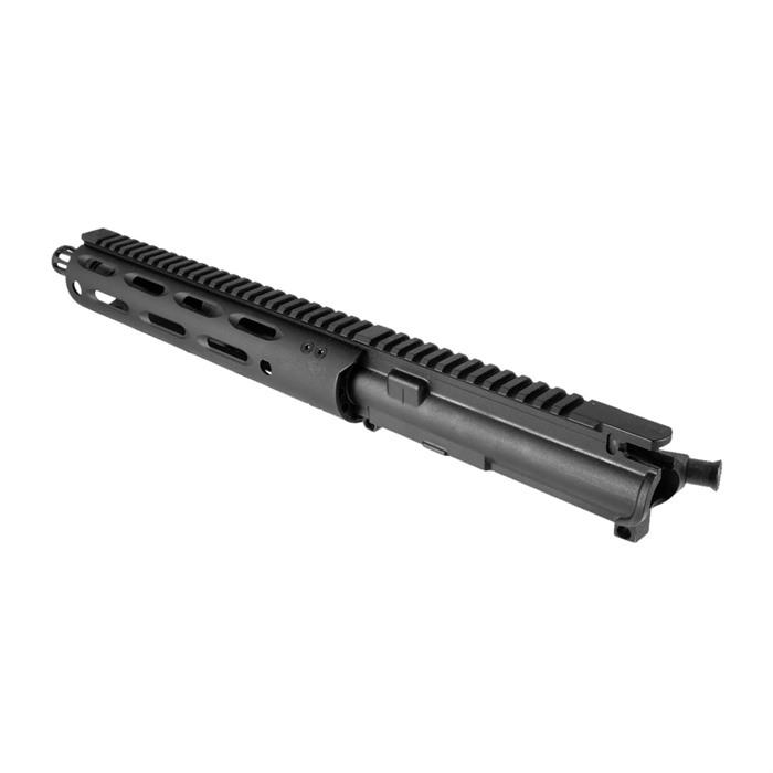 "AR-15 10.5"" UPPER ASSEMBLY 300 BLK HBAR FGS RAIL NO BCG OR"