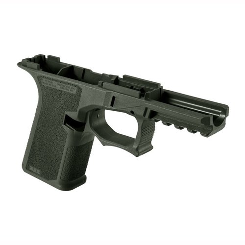 80% Frame 9mm/40S&W for Glock® 19/23/32 OD Green Textured