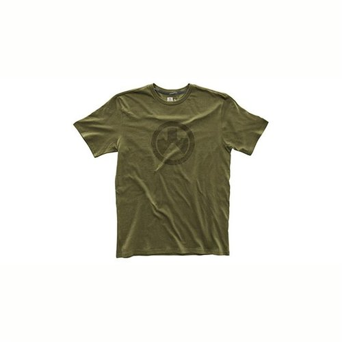 Fine Cotton Topo T-Shirt Olive 2X