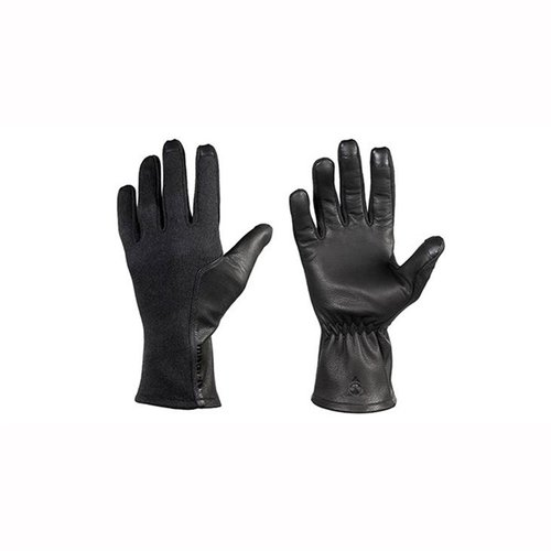 Core  Flight Gloves Black Small