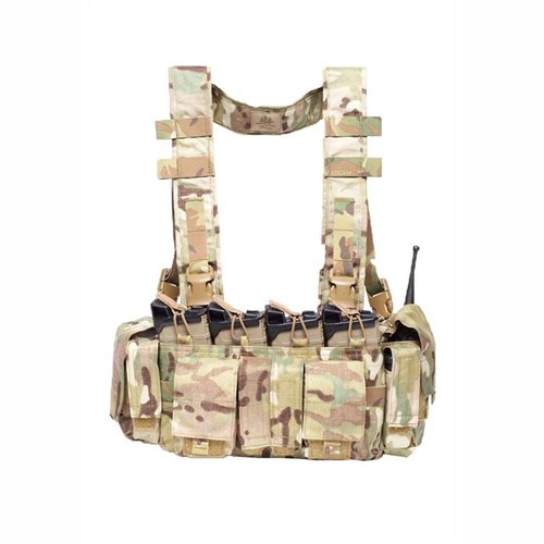 UW Chest Rig Gen IV Multicam
