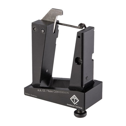 AR-15 9mm Adapter for 5.56 Lower Receiver
