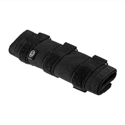 Suppressor Cover Black 7.6