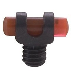 Sight, Front, Small, Red Fluorescent Bead