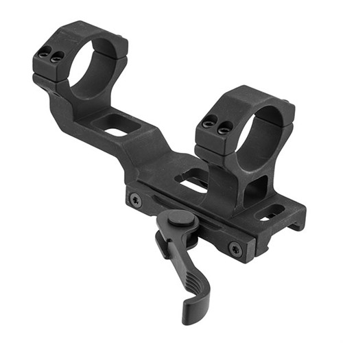 Gg G Flt Accucam Qd Scope Mount With Mm Integral Rings