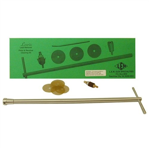 Lead Remover Kit, .40/.41/10mm