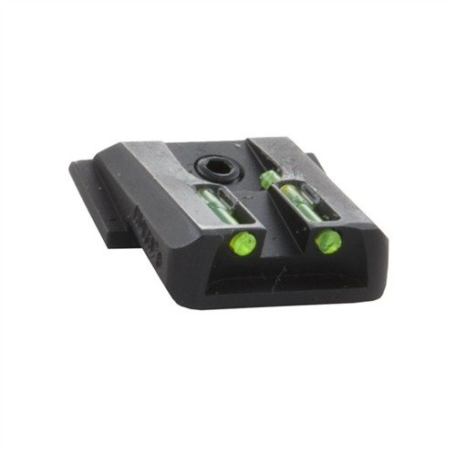 NOVAK S&W M&P LO-MOUNT FIBER OPTIC REAR SIGHTS