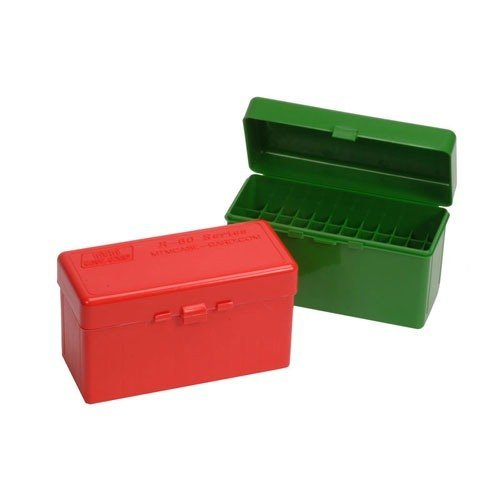Ammo Boxes Rifle Red 30-06 60