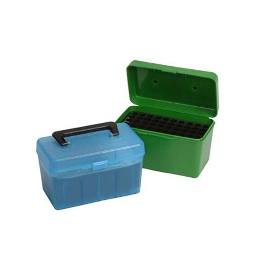 Ammo Boxes Rifle Green 6.5x284mm Winchester 50