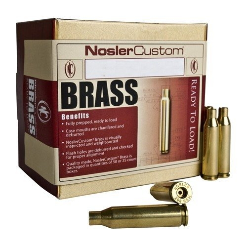 204 Ruger Brass 50/Box