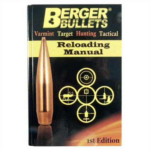 Reloading Manual-1st Edition