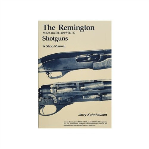 Books > Shotgun Gunsmithing Books - Preview 0